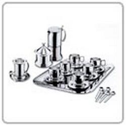 Астра - Комплект на 6 персон стальной