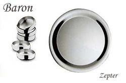 Барон - Комплект десертный на 6 персон стальной