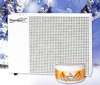 Система очистки и ароматизации воздуха Therapy Air (светло-серая )