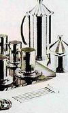 Тайга - комплект на 6 персон стальной