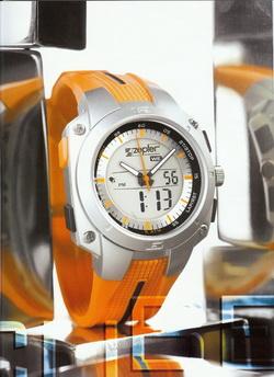 Часы DYNAMO (желтые и другие цвета)