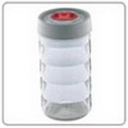 Емкость цилиндрическая средняя  пластмасс. диам. 11, выс. 19,5 см-1,15 л
